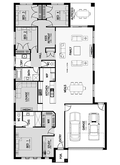 LINCOLN 26 Home Design