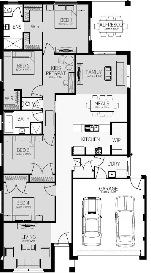 Hilton 24 Home Design