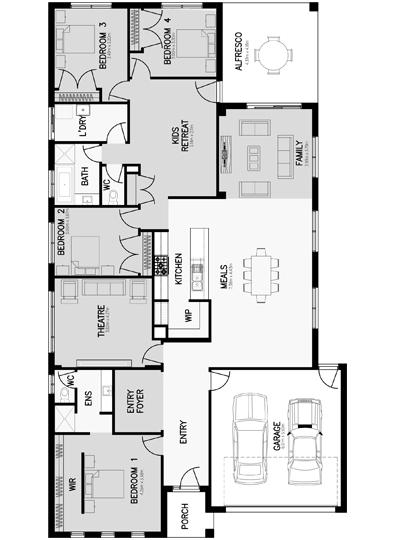 Latrobe 30 Home Design