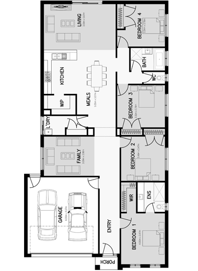 Bradford 23 Home Design