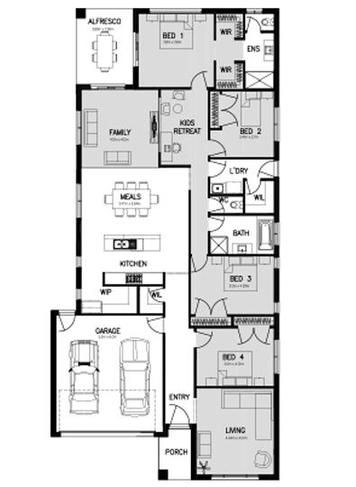Hilton 27 Home Design