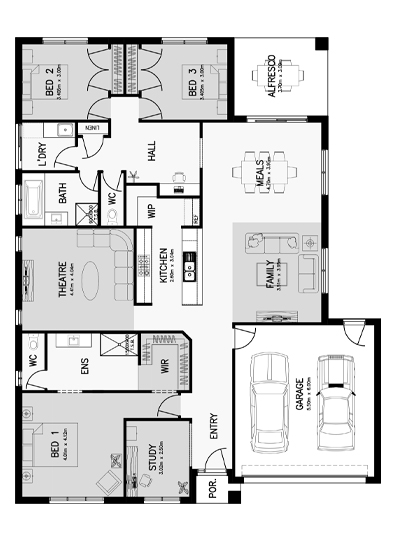 Lincoln 25 Home Design